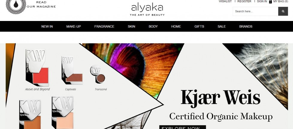 Alyaka E-Commerce SEO