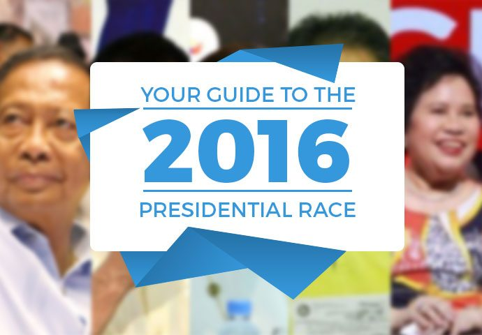 Your Guide to the 2016 Presidential Race